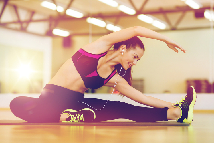 Tylko ćwiczenia aby schudnąć