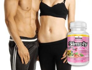 Simply Diet kapsułki, składniki, jak zażywać, jak to działa, skutki uboczne
