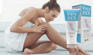 Varydex krem, składniki, jak aplikować, jak to działa, skutki uboczne