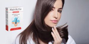 HairActiv kapsułki, składniki, jak zażywać, jak to działa, skutki uboczne